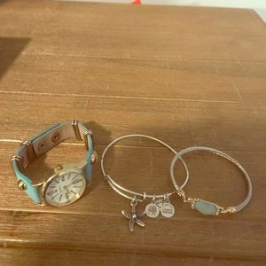 Jewelry bundle with Alex and Ani bracelet
